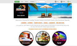 Custom Website for Travel Agency
